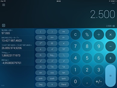 The Calculator // Impala Studios